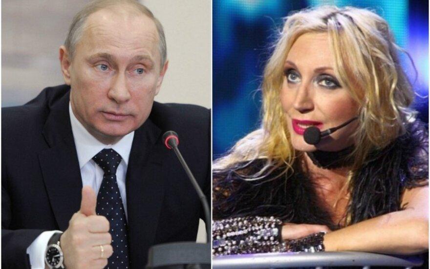 Путин присвоил Орбакайте почетное звание