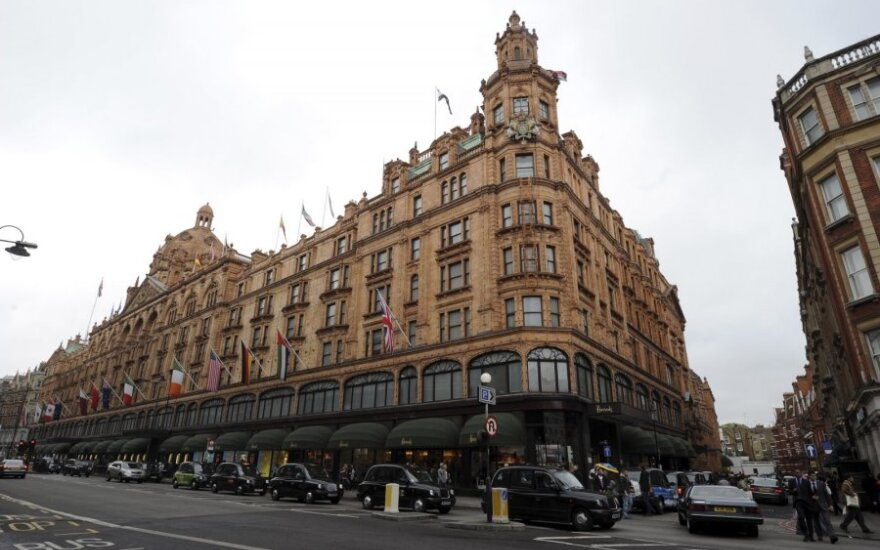В Лондоне арестована жена азербайджанского банкира, потратившая £16 млн в универмаге