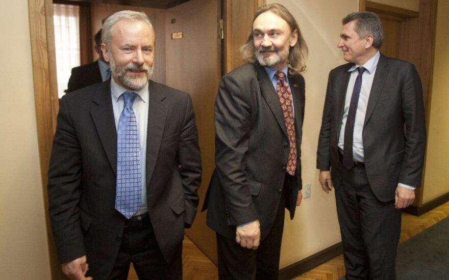 Jurgis Razma, Vytautas Bogušis, Virgis Valentinavičius