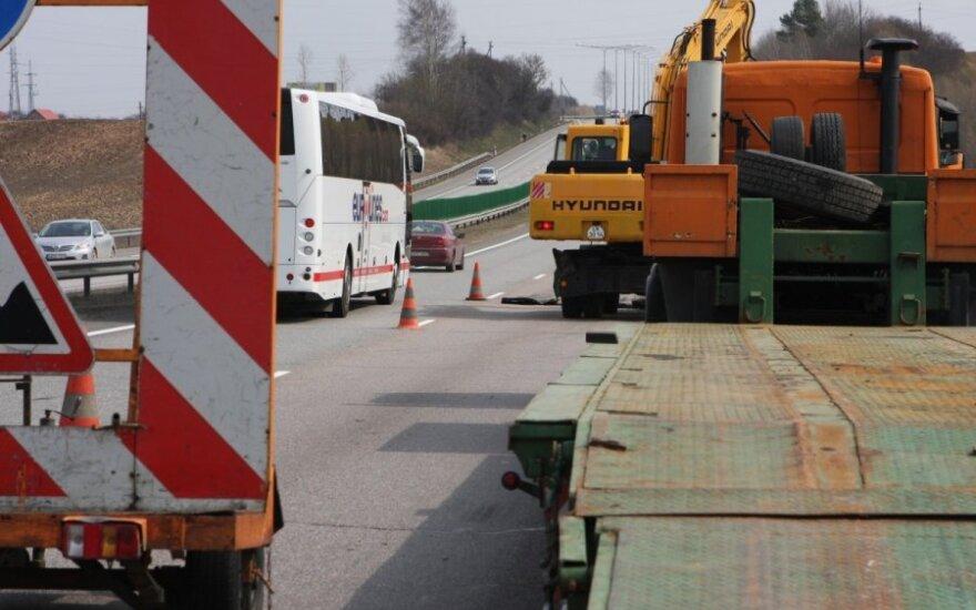 В Паланге начинается строительство объездной дороги