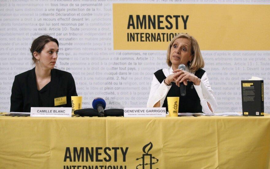 Amnesty: ситуация с основными свободами в России всё хуже
