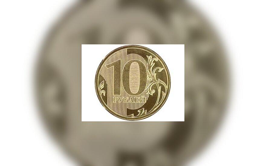 В России введена новая 10-рублевка