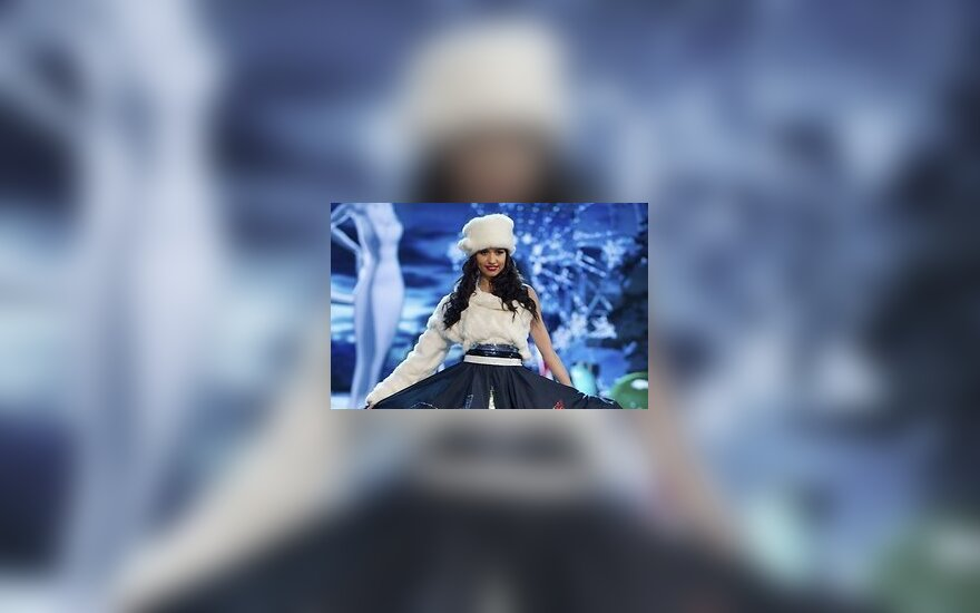 Мисс Вселенная 2012: шоу костюмов