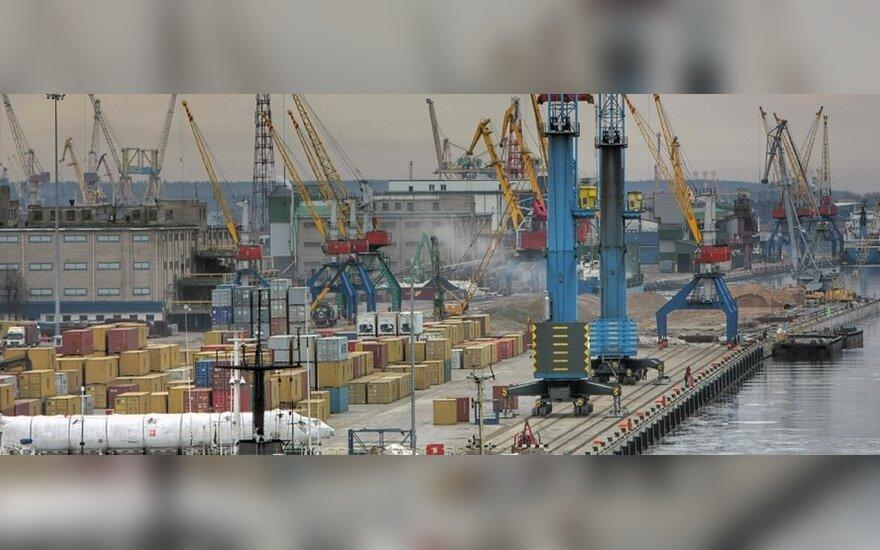 Клайпедский порт повышает статус