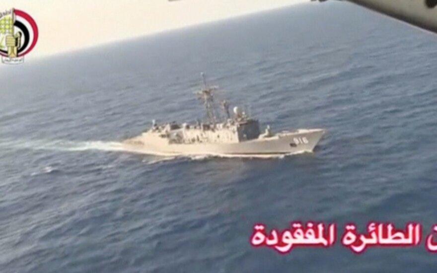 В Средиземном море второй день ищут обломки A320 EgyptAir