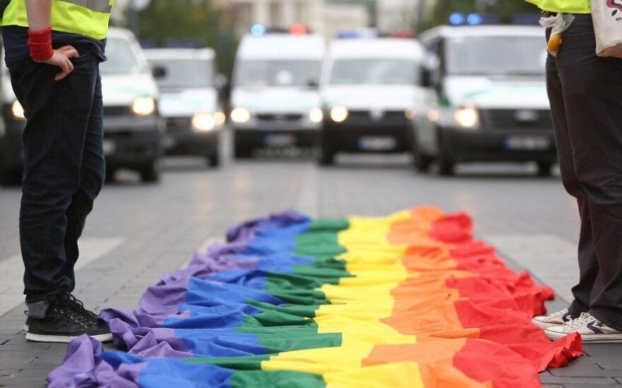 Minister MSW RL: Dodatkowych środków bezpieczeństwa na marszu mniejszości seksualnych w Wilnie nie będzie