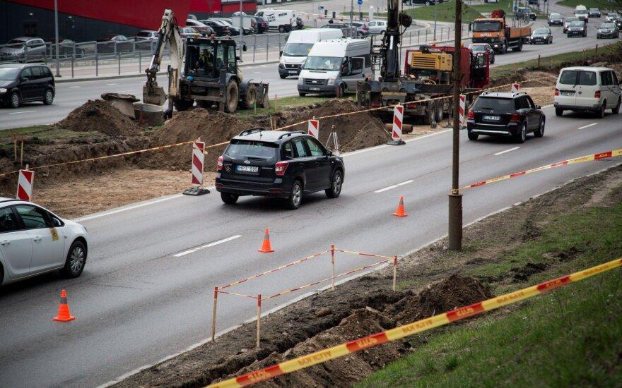 В Вильнюсе выкопали еще одну бомбу времен ВМВ