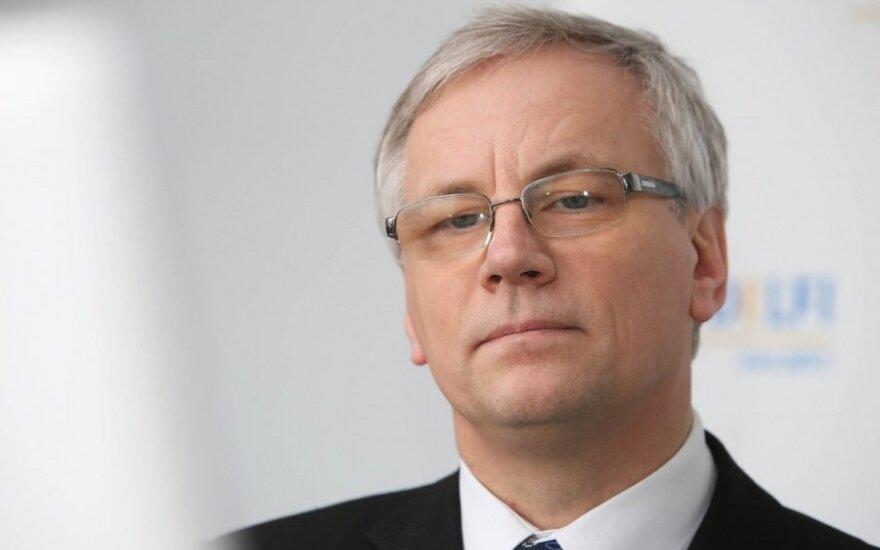 Министр финансов: конфликт Украины и России минимально скажется на экономике Литвы