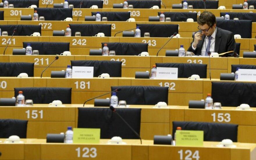 Litewscy posłowie do PE najgorszymi w kończącej się kadencji