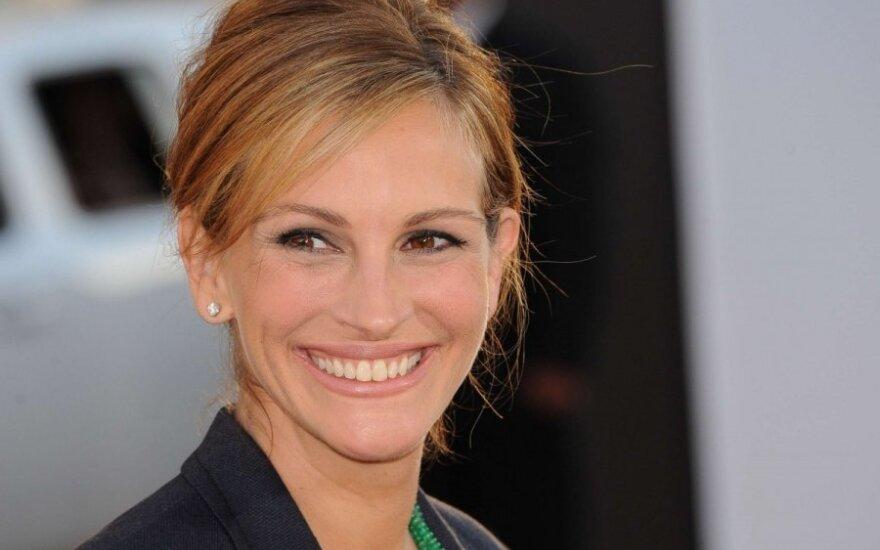 Julia Roberts najstarszą córką Meryl Streep