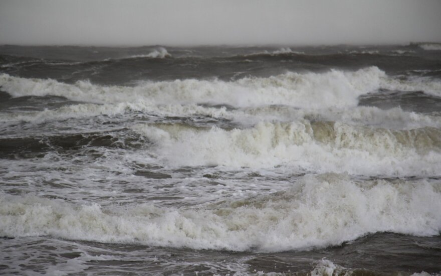 В Литве прогнозируют сильный ветер и осадки