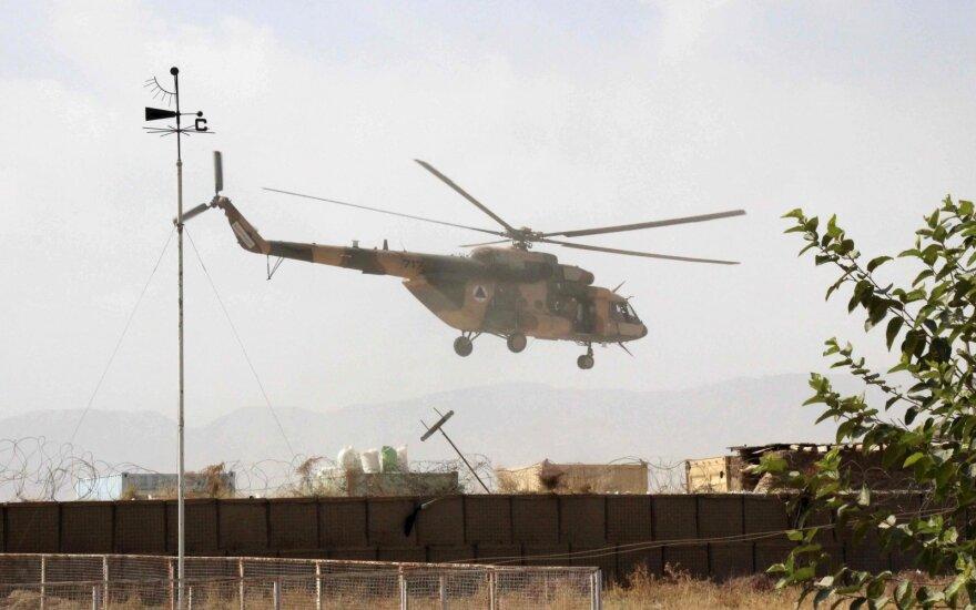 В Афганистане погиб американский военный