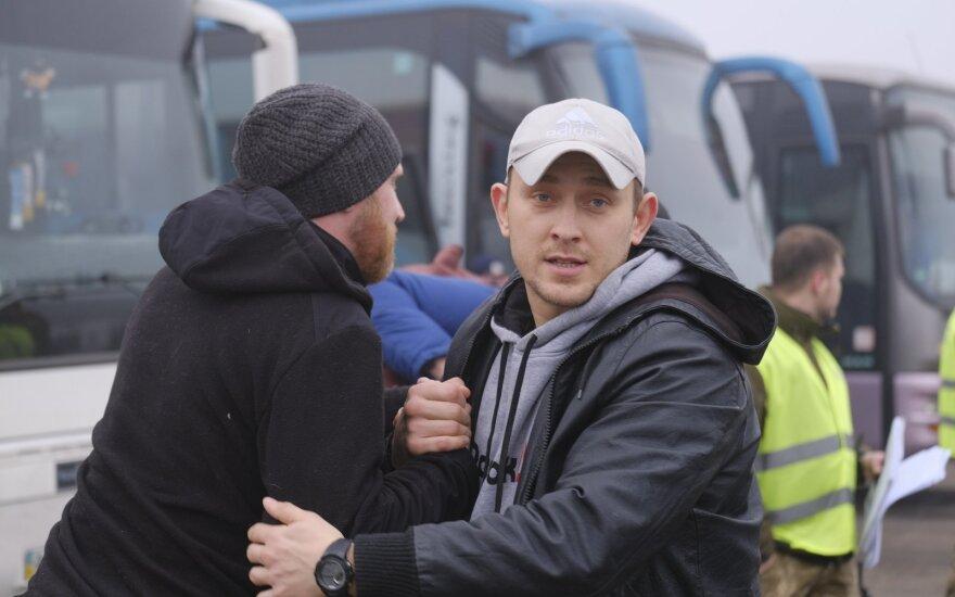 Обмен пленными в Донбассе завершился