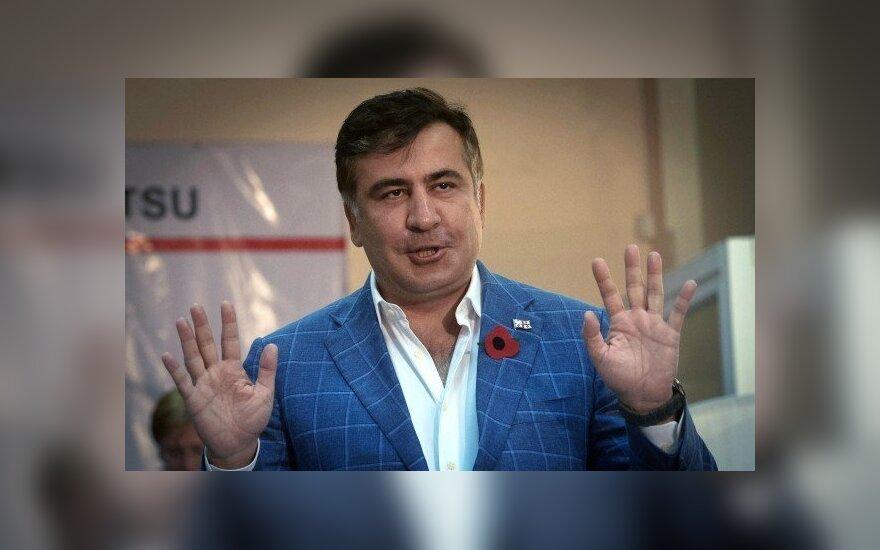 Michaił Saakaszwili: Putin mówił, że Ukraina to nie państwo, a terytorium, a następnym celem będą kraje bałtyckie
