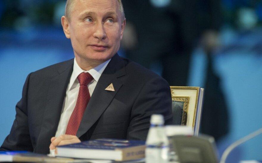 Путин опроверг возможность присоединения юго-востока Украины