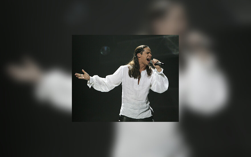 """""""Eurovizijos"""" atrankos finalas 2008"""