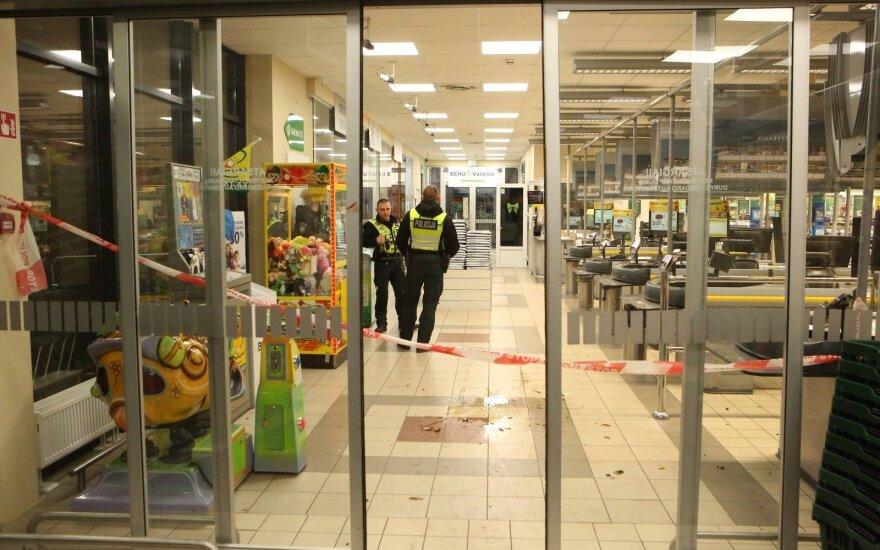 Подозреваемого в нападении на работников магазина Iki готовились депортировать из Литвы