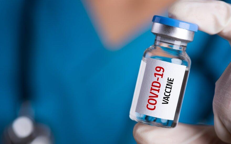 Vakcina nuo COVID-19
