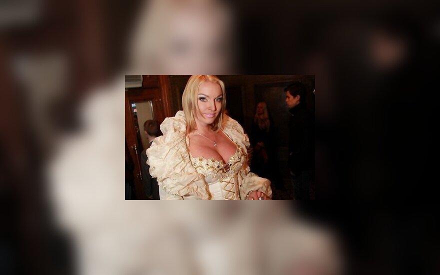 Анастасия Волочкова кардинально сменила имидж