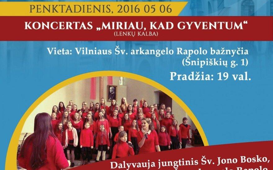 Kongres Miłosierdzia w Wilnie