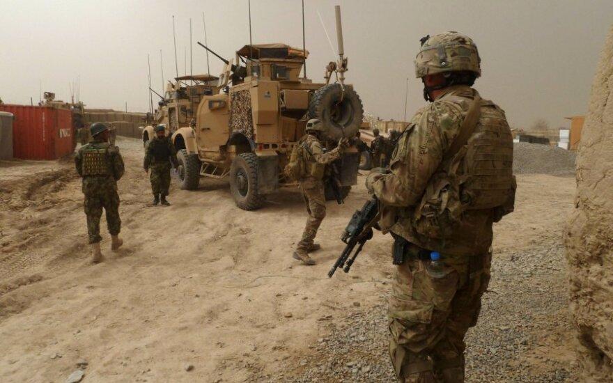Афганистан: пока НАТО передает контроль, гибнут американцы