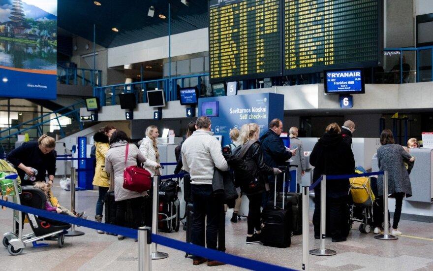 Аэропорты столиц Балтийских стран в 2019 году фиксировали рекордные показатели пассажиропотоков
