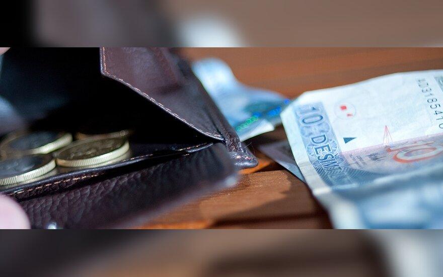"""Получатели выплат из """"Содры"""", у которых были счета в Snoras, должны открыть новые счета"""