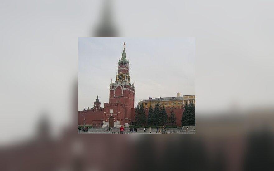Kremlius, Maskva, Raudonoji aikštė
