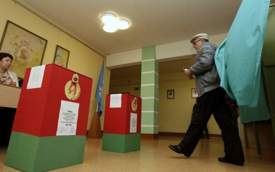 """Белорусская оппозиция отказалась участвовать в """"избирательном фарсе"""""""