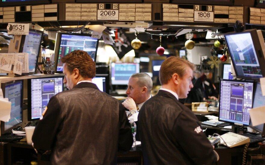 Фондовые биржи в США пережили крупнейшее падение с 1987 года