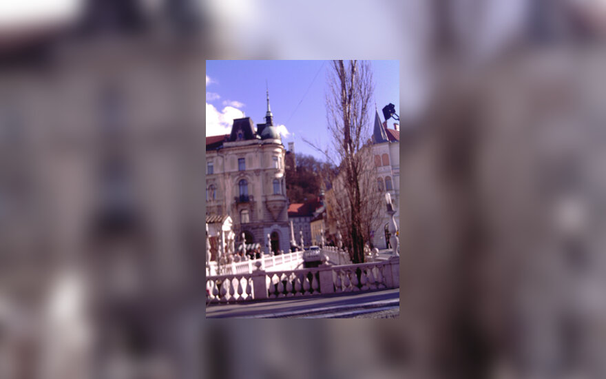 Liubliana, senamiestis, Slovėnija