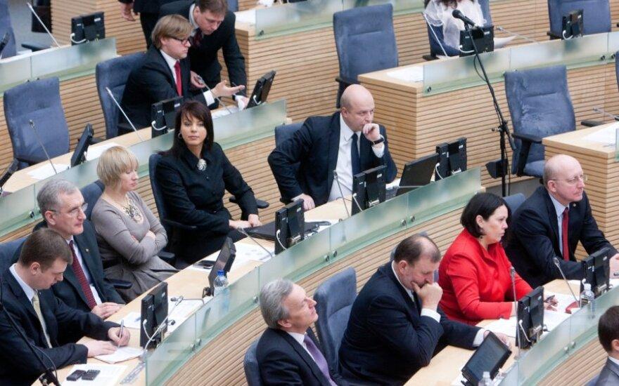 Парламент в первом чтении одобрил референдум по АЭС