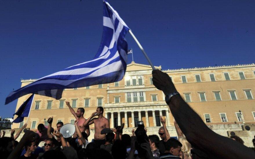 В Греции началась двухдневная всеобщая забастовка