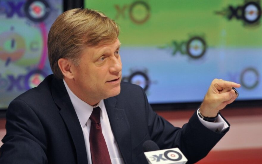 Бывший посол США в России: Запад должен поддержать украинскую демократию