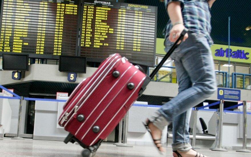 Wileńskie lotnisko obsłużyło w tym roku ponad 2 mln. pasażerów