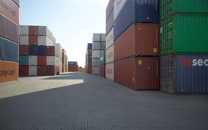 Объемы погрузок снизились во всех портах стран Балтии, в Клайпеде остались самыми высокими