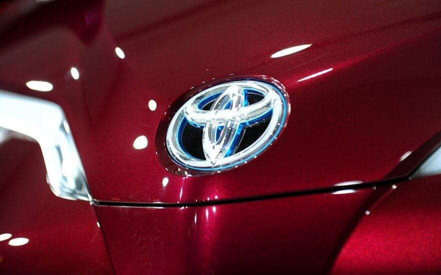 Toyota NS4 Plug-in Hybrid koncepcija