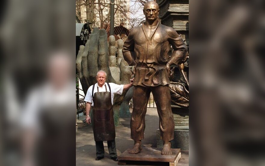 Зураб Церетели создаст памятник жертвам Беслана