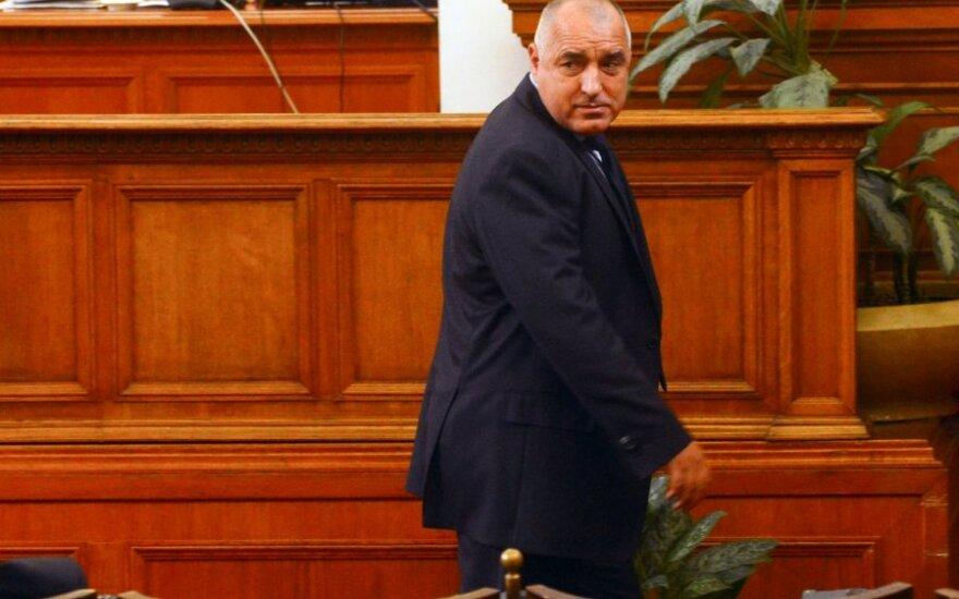Atsistatydino Bulgarijos premjeras Boiko Borisovas
