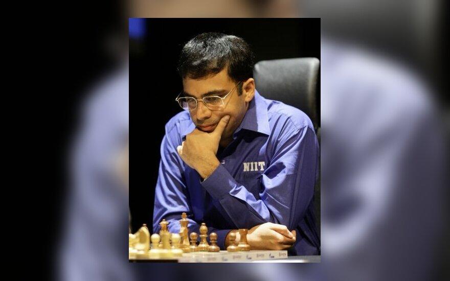 Ананд сохранил шахматную корону