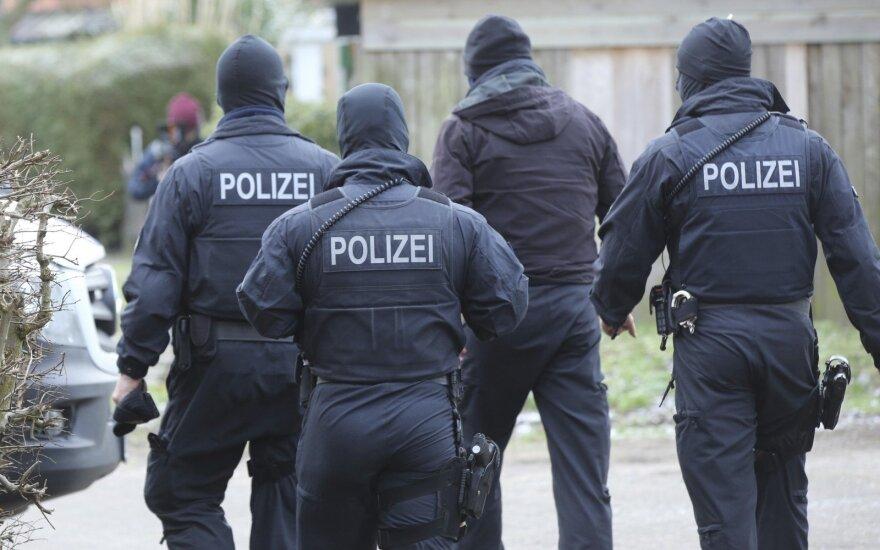 К расследованию убийства чеченца в Берлине подключилась федеральная спецслужба Германии