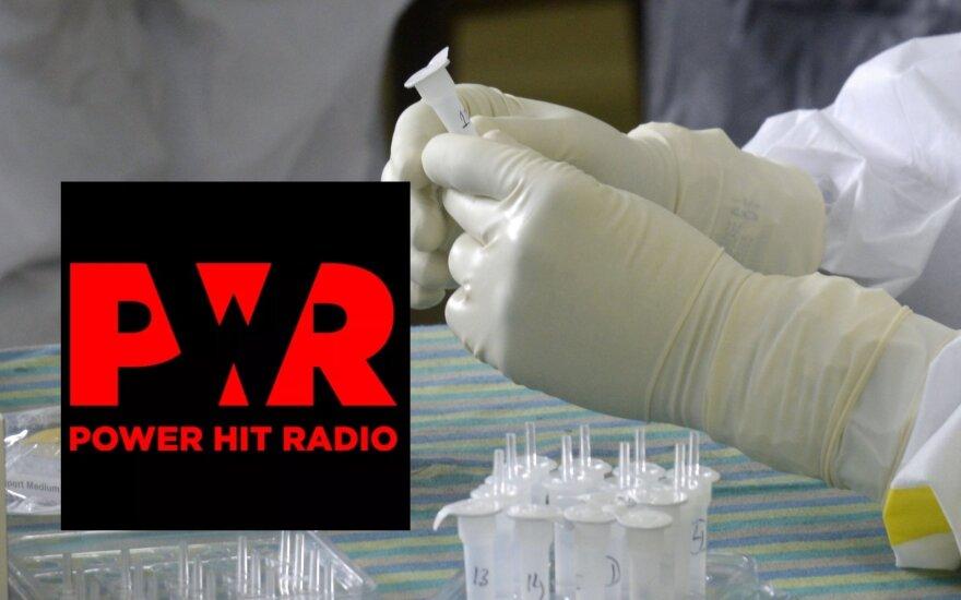 """Koronavirusas diagnozuotas radijo stoties """"Power Hit Radio"""" darbuotojui/ Foto: Scanpix ir """"Power Hit Radio"""""""