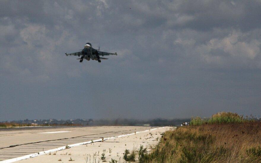 Военные РФ и США готовы к переговорам по безопасности полетов в Сирии