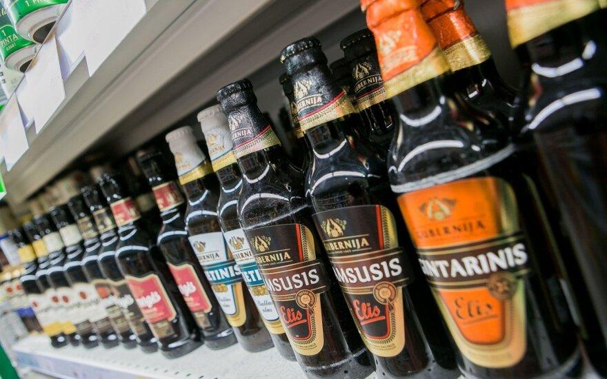 """""""Крестьяне"""" возвращаются к идее специализированных алкогольных магазинов"""