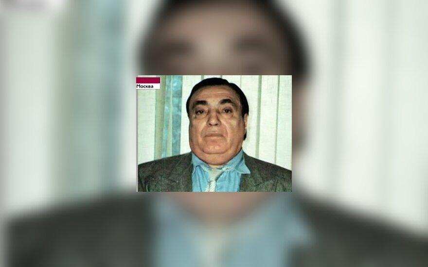 """Криминальный авторитет Дед Хасан. Фото """"Первого канала"""""""
