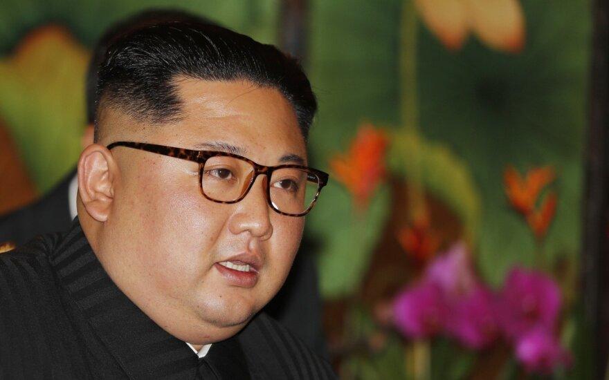 WP: Ким Чен Ын попытается утаить от США часть ядерного арсенала