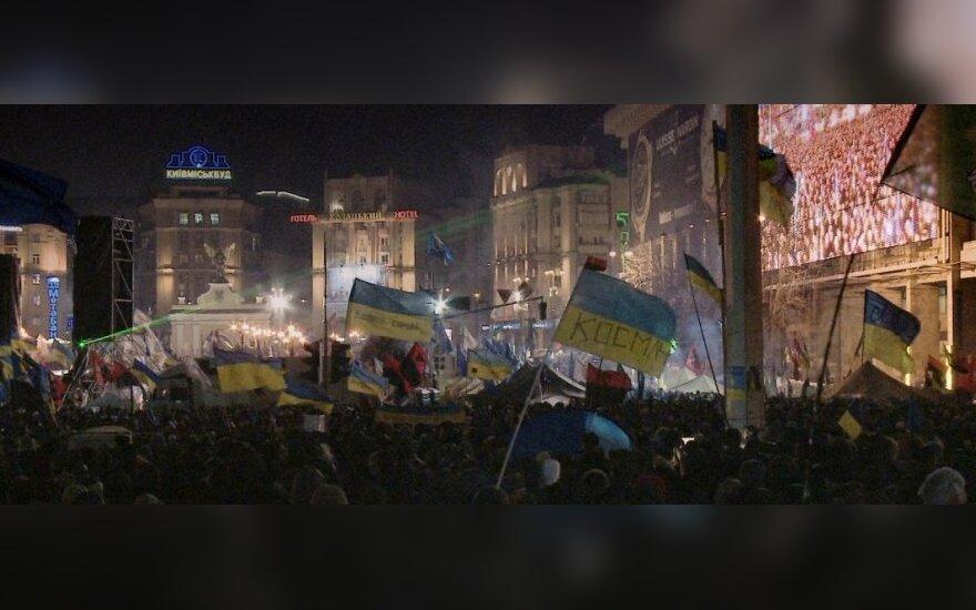 Автор фильма о Майдане: наши истинные братья не россияне, a литовцы