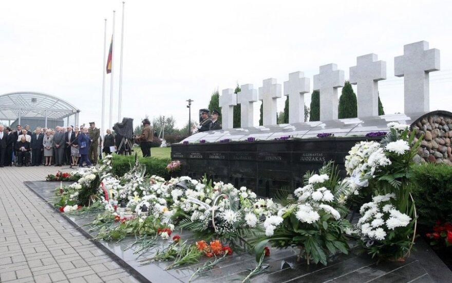 В Литве завершено расследование дела об убийствах в Медининкай