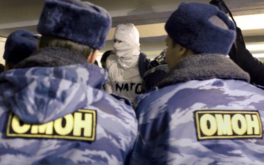 Dowódcy OMON'u będą sądzeni zaocznie