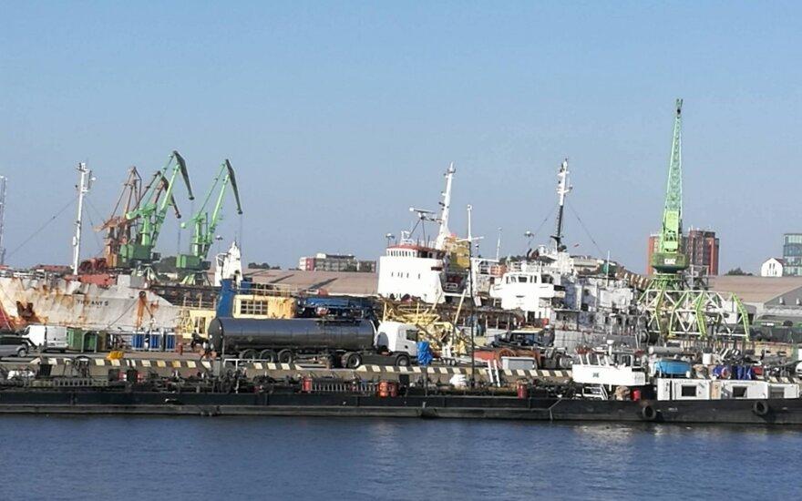 Попытки Беларуси заякориться в портах Литвы и Латвии вызвали гнев Кремля